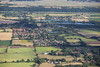 Aerial photo of Bleasby.