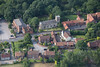Aerial photo of Blidworth.