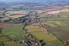 Aerial photo of Caunton.