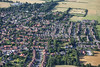 Aerial photo of East Bridgford