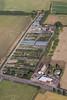 Aerial photo of East Bridgford