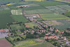 Aerial photo of East Drayton.