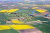 East Stoke from the air.