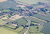 Aerial photo of Egmanton.