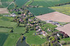 Halloughton from the air.
