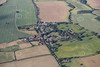 Aerial photo of Hawksworth.