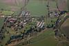 Aerial photo of High Marnham.