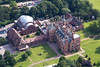 Aerial photo of Kelham Hall-250