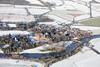 Aerial photo of Kelham in Snow-3
