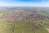 Aerial photo of Keyworth.