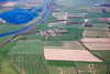 Aerial photo of Kneeton.