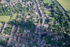 Aerial photo of Lowdham.