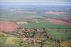 Aerial photo of Maplebeck.