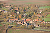 Aerial photo of Maplebeck.