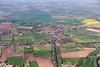 Aerial photo of Misterton .