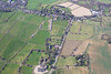 Aerial photo of Moorgreen and Greasley.