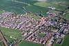 Aerial photo of North Leverton.
