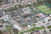 Aerial Photo An aerial photo of Ollerton in Nottinghamshire.