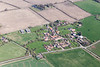 Aerial photo of Owthorpe.