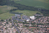 Aerial photo of Ravenshead.