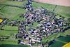 Aerial photo of Shelford.