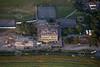 Aerial photo of Shirebrook.