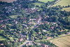 Aerial photo of Thurgaton.