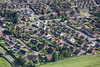 Aerial photo of Walesby.