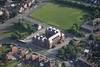 Aerial photo of Warsop.