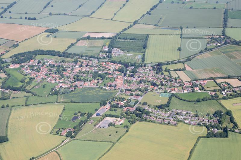 Aerial photo of Wheatley.