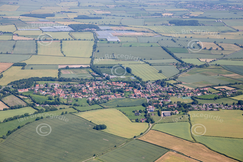 Aerial photo of Wheatley.