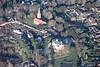 Aerial photo of Winthorpe.