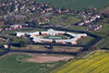 Aerial photo of Rampton secure hospital.
