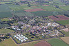 Aerial photo of Rampton Hospital and Woodbeck.
