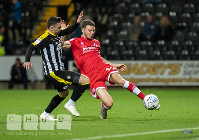 Notts County v Crawley Town 02/10/2018