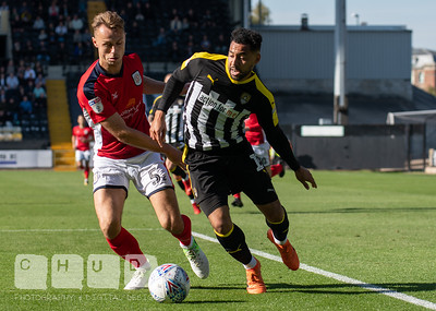 Notts County v Crewe Alexandra 29/09/2018