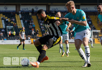 Notts County v Forest Green Rovers 01/09/2018