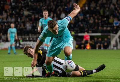 Notts County v Newcastle United U21 09/10/2018