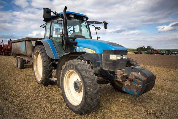 FX54 HHM New Holland TM130