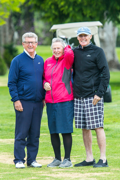 20181104 Barry Brown with Julia & Kevin O'Connor at RWGC - 2018 Baffy  _JM_6917