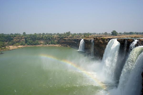 Nov 2016 - Chitrakoot Waterfalls - Chhattisgarh.