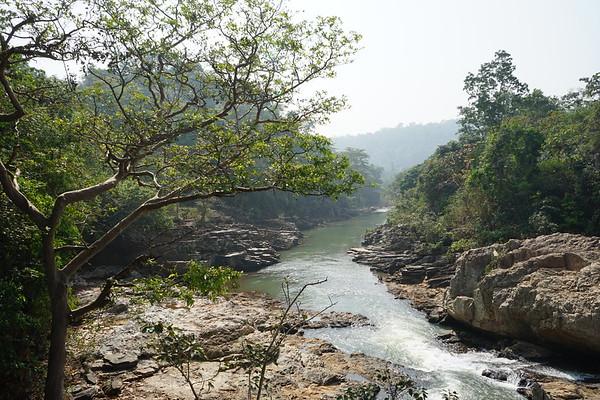 Nov 2016 - Kanger River - Chhattisgarh