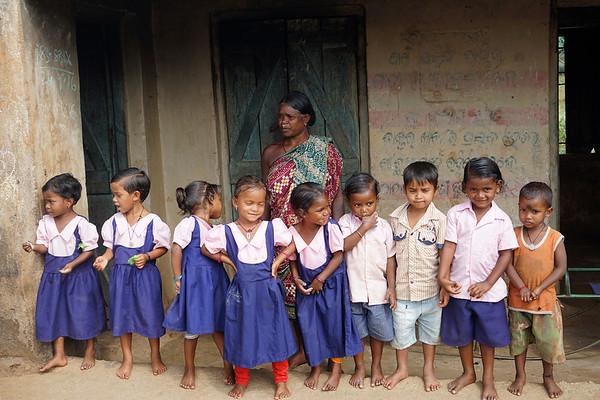 Nov 2016 - Khajuriput (Orissa)