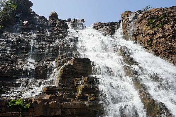 Nov 2016 - Tirathgarh Falls - Chhattisgarh