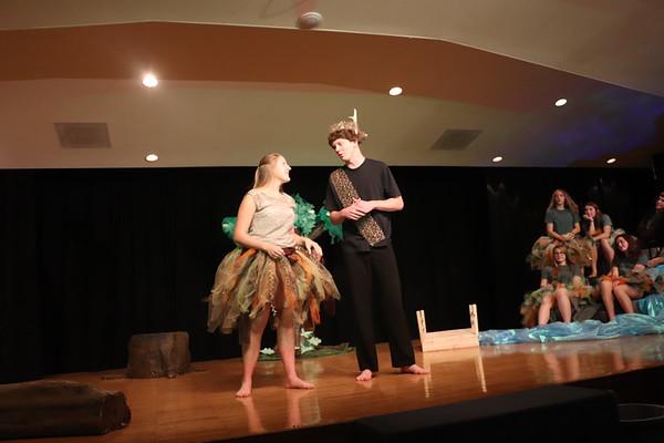 Nov. 22 - One Act School Performance