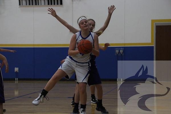 Nov. 27 JH Girls Basketball