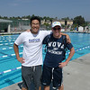 Alex and Coach Brian