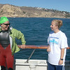 Lynn and Jen - NEXT YEAR THEY SWIM THE CATALINA CHANNEL!!