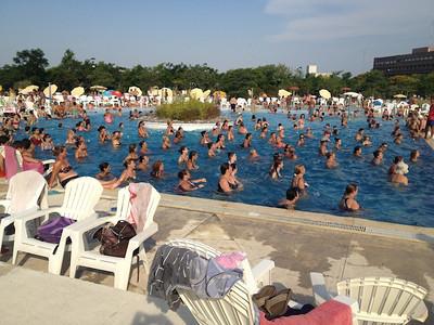 Santa Fe, Argentina - Pools