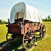 Prairie Schooner  Fort Bridger Wyoming